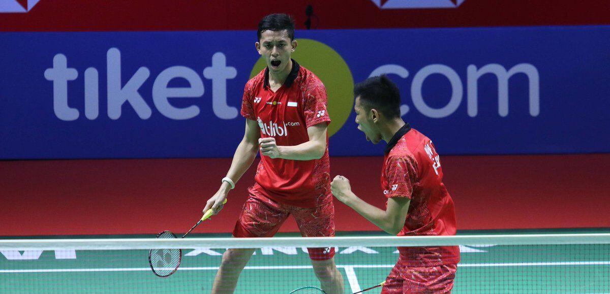 4 Kemenangan Wakil Indonesia di Perempat Final Indonesia Open 2018