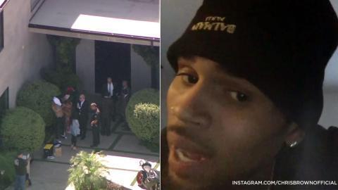 Keterlaluan Kontroversi Chris Brown yang Bikin Fans Agnez Mo Was-Was!!