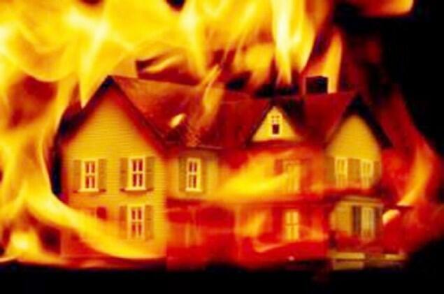 Gedung Kemenhub Terbakar, 2 Orang Tewas