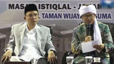Heboh TGB ke Jokowi, Aa Gym Cerita Dibully saat kimpoi Lagi