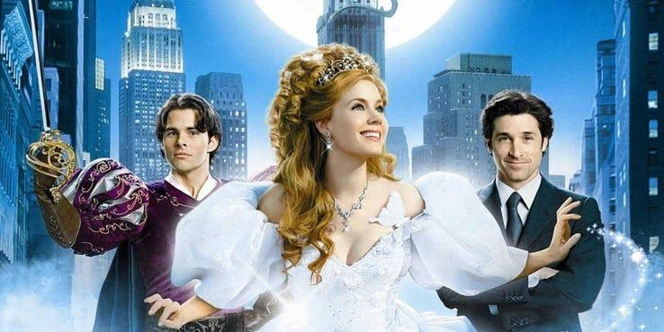 Amy Adams : Enchanted 2 Akan Tetap Dibuat