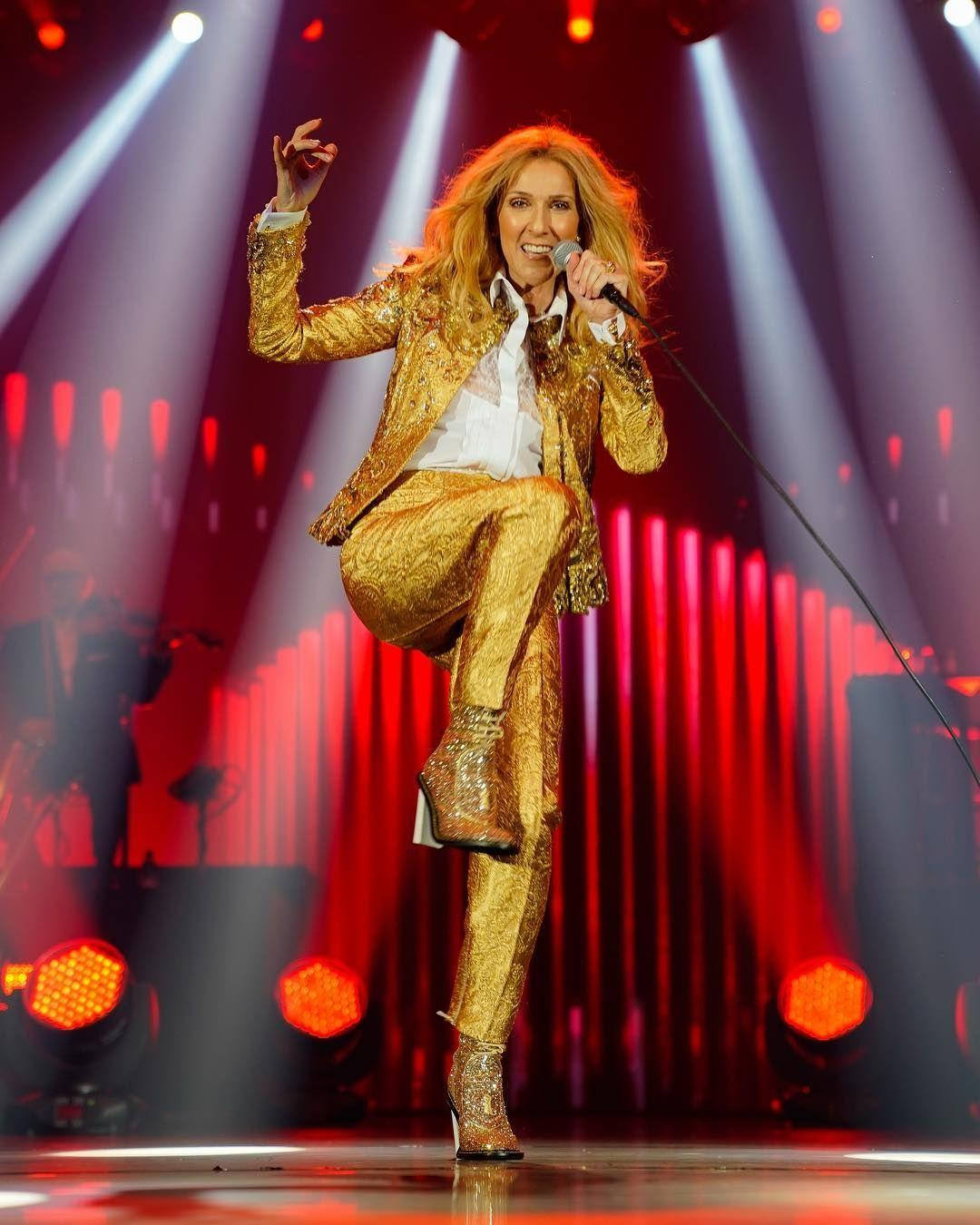 Tak Terlupakan, 7 Bukti Konser Celine Dion Spektakuler Abis!