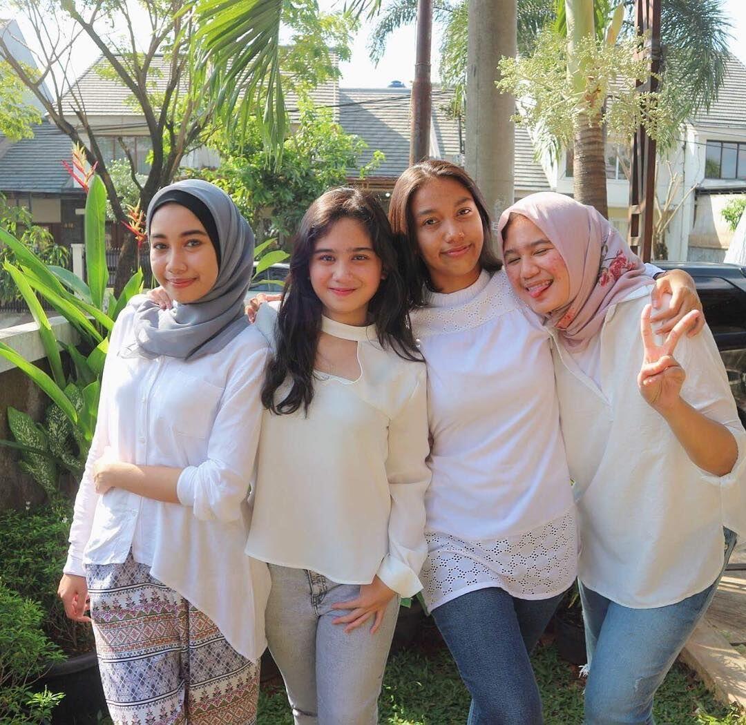 Sister Goals, Ini 10 Potret Kedekatan Tissa & Alita Biani