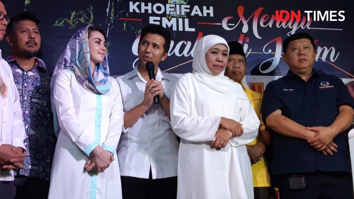 Saksi Gus Ipul Tolak Hasil Pleno, Pihak Khofifah Tetap Tenang