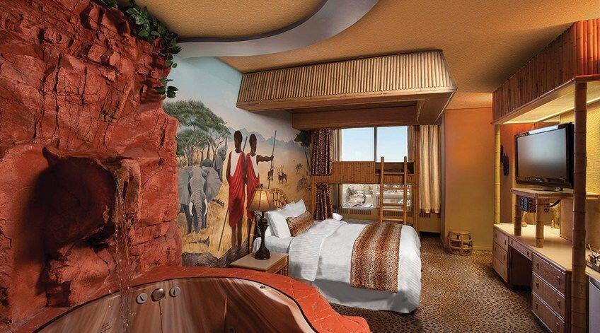 Afrika hingga Luar Angkasa, Yuk Intip Tema Kamar Hotel Unik di Kanada