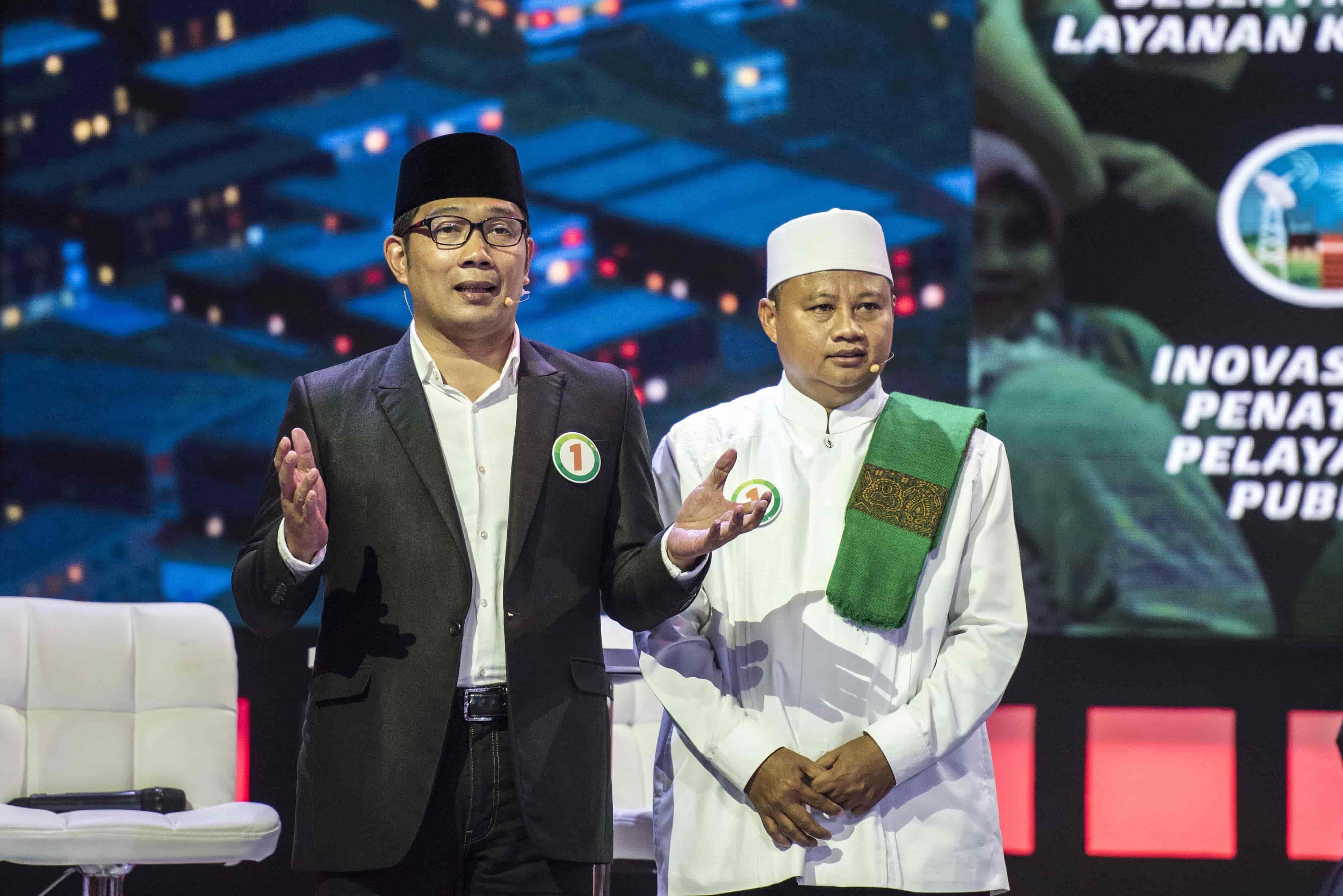 KPU Tetapkan Pemenang Pilgub Jabar 2018 Paslon Rindu
