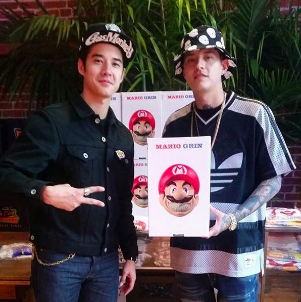 12 Momen Kedekatan Mario dan Marco Maurer, Brother Goals Banget!
