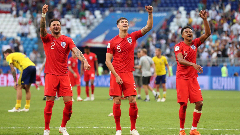 6 Fakta Menarik Setelah Inggris Melaju ke Semifinal Piala Dunia