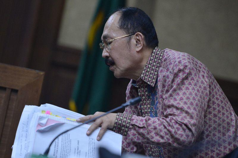 Fredrich Yunadi dan KPK Sama-Sama Ajukan Banding Vonis Hakim