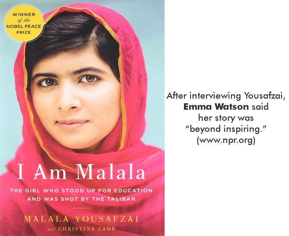 Ini 7 Buku Rekomendasi Emma Watson yang Wajib Dibaca Cewek Cerdas
