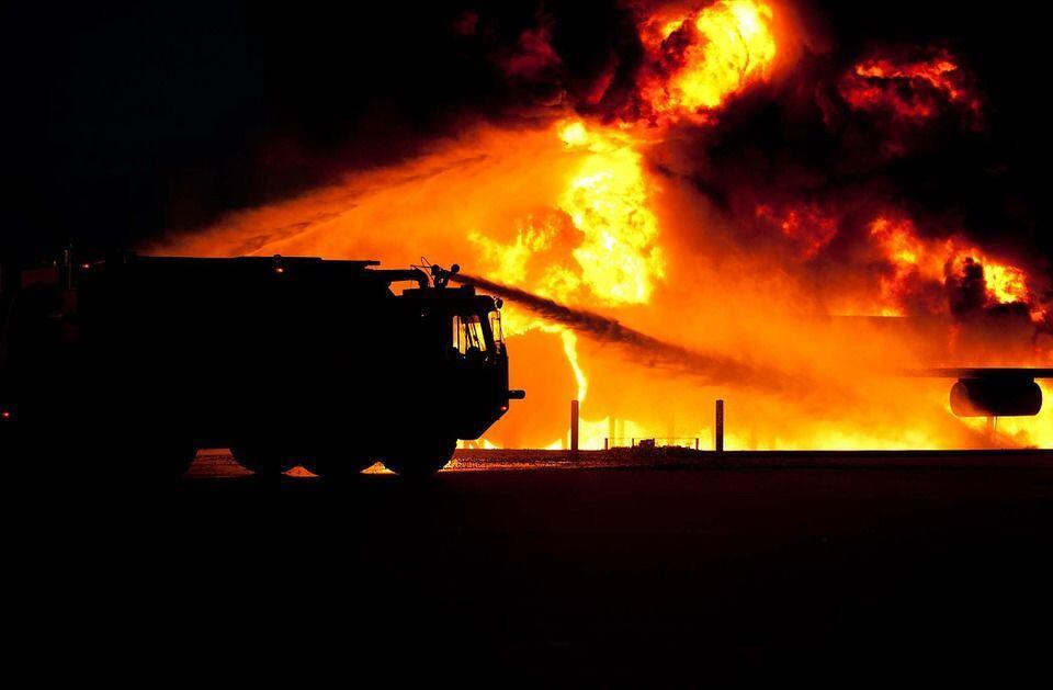 Kebakaran di Kantor Kemenhub Padam, Dua Orang Meninggal