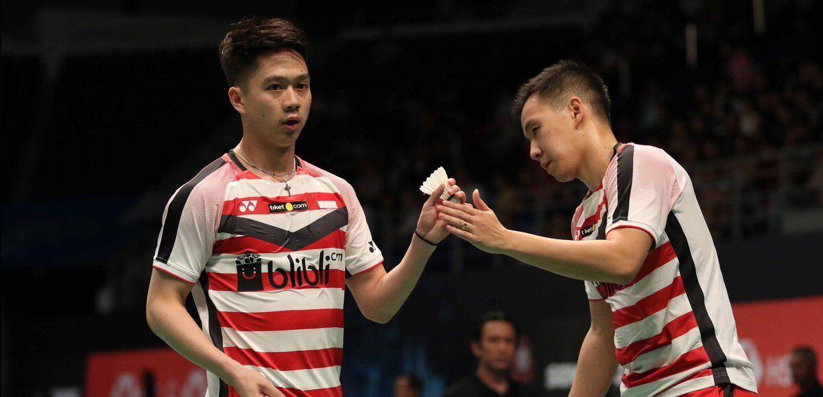 Dua Perwakilan Indonesia Lolos ke Final Indonesia Open 2018