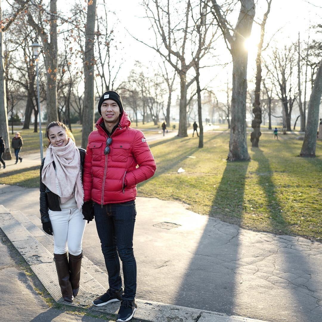 Tajir Melintir, 10 Potret Indra Bawa Nikita Willy Keliling Dunia