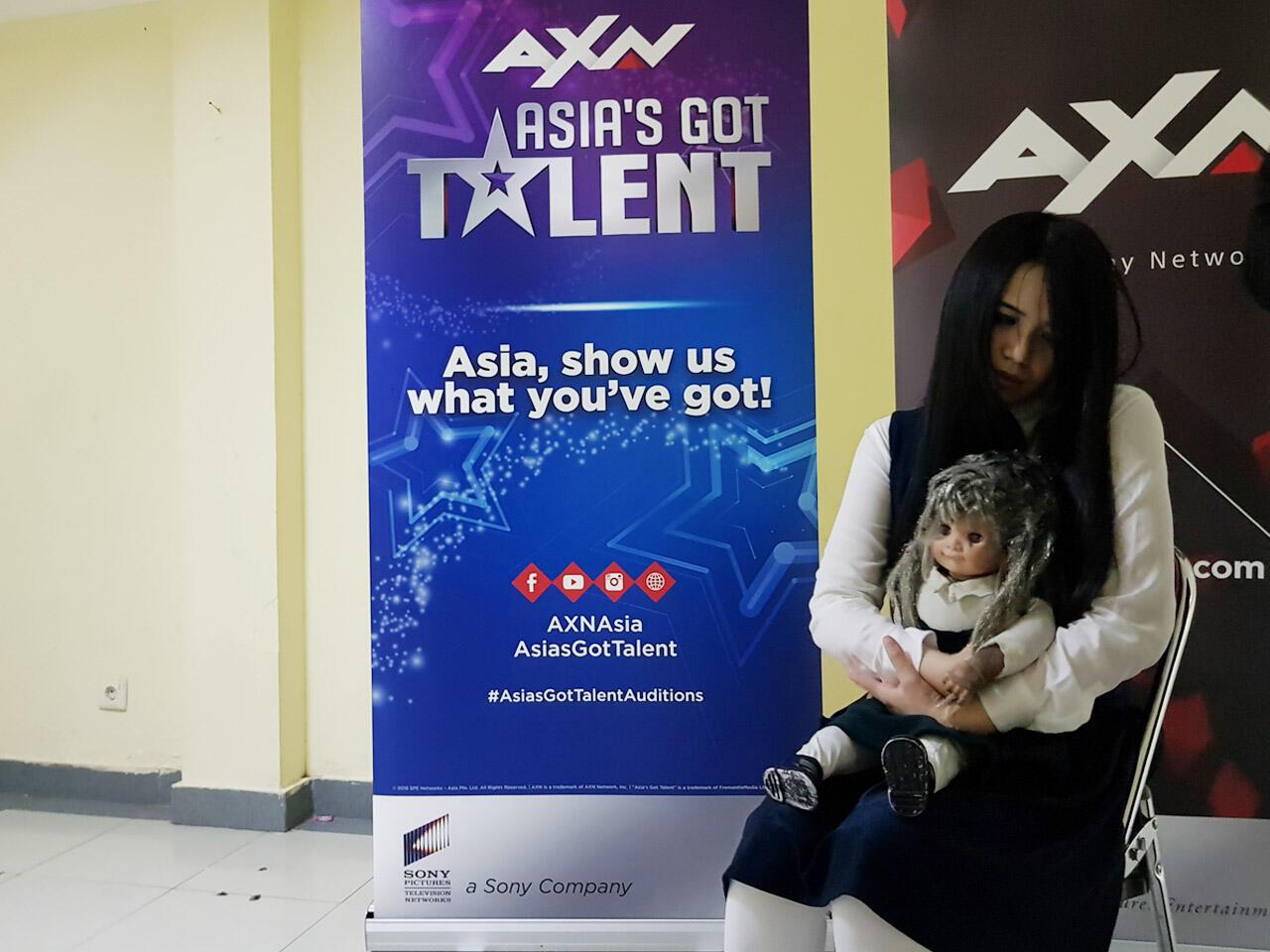 The Sacred Riana tentang Bizzare Illusionist dan Asia/America's Got Talent