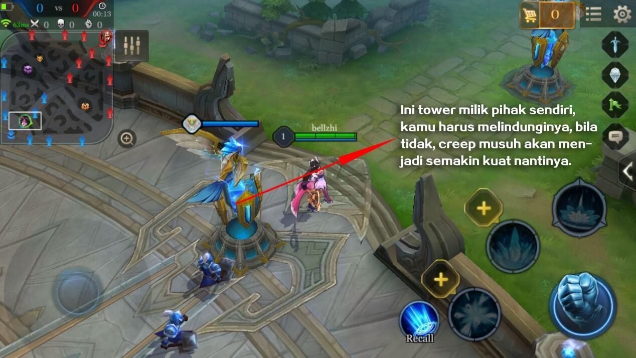 Ngajarin Cewe Maen AoV dah kaya makan nasi pake garpu, Susah !