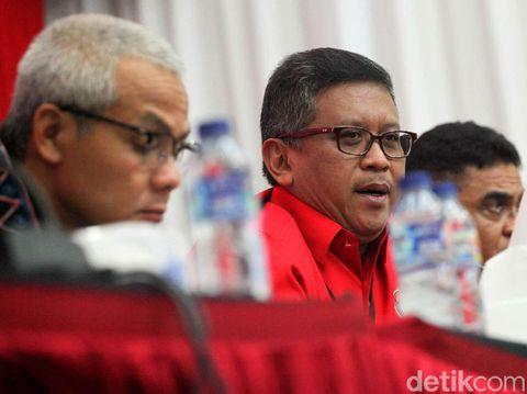PDIP Jelaskan Maksud Jokowi Umumkan Cawapres Saat Cerah