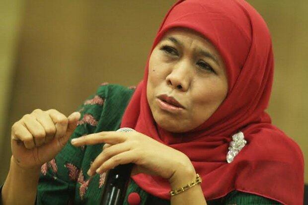 Khofifah: Saya Sama Mas Emil Seiringan dengan Pak Jokowi