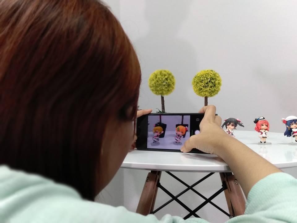 Moment Seru Infinix HOT6 Pro Bareng X-Fans Indonesia