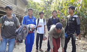 Gua Batu Putih Luwu Timur Sulawesi Selatan