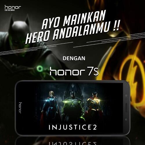 Honor 7S, Smartphone Murah Tapi Bisa Gaming?