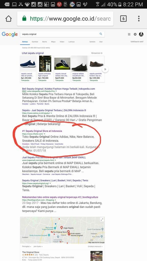 Dicari INVESTOR. Fix Profit 10%/Bulan. Usaha E-Commerce Berjalan 8 Tahun. Masuk Gan