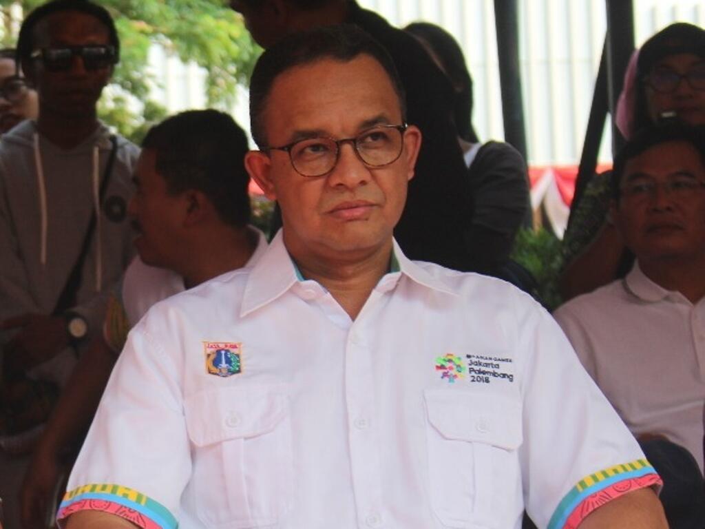 Anies Bantah Meminta Restu Prabowo untuk Maju Pilpres 2019