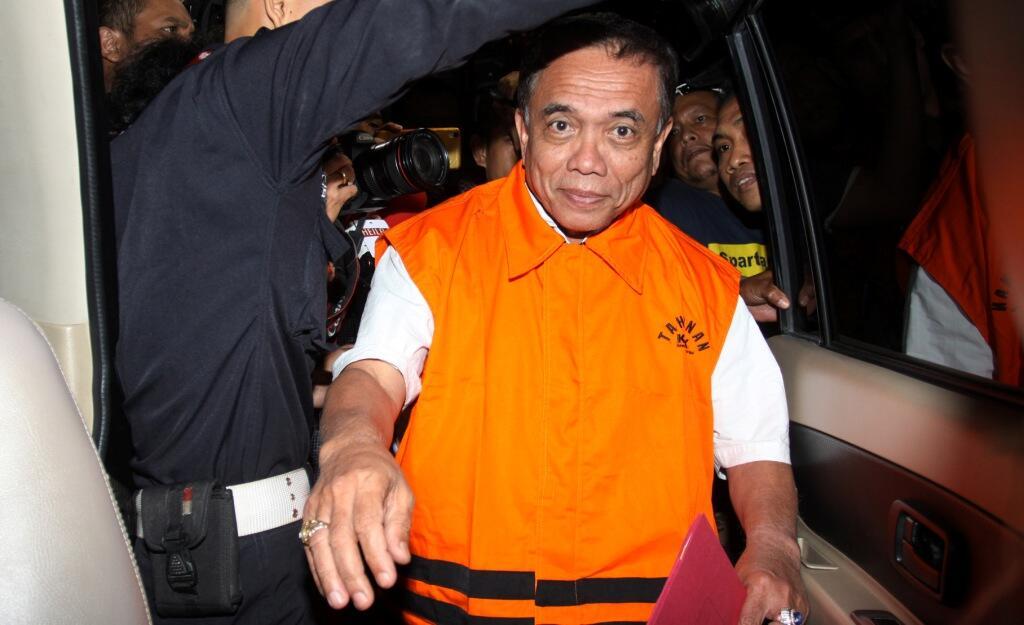 Empat Anak Buah Gubernur Aceh Dicegah