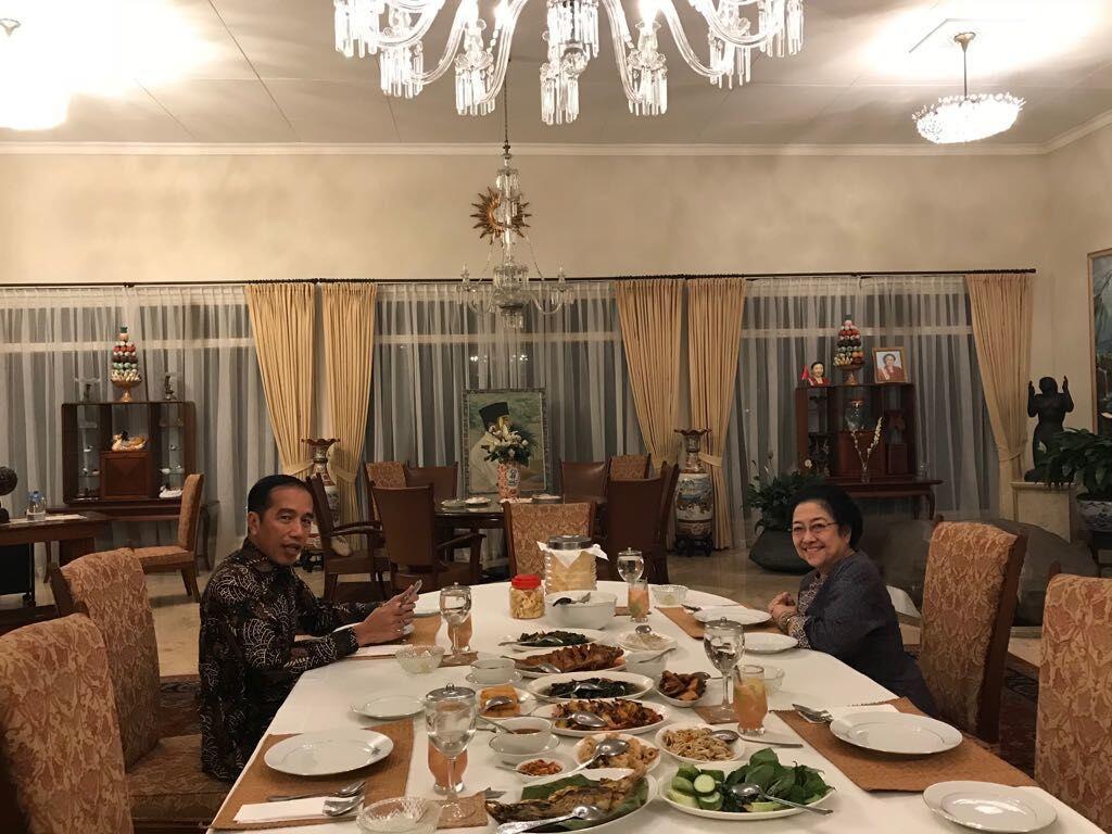 Jokowi-Megawati Makin Intens Bertemu, Ada Apa Ya?