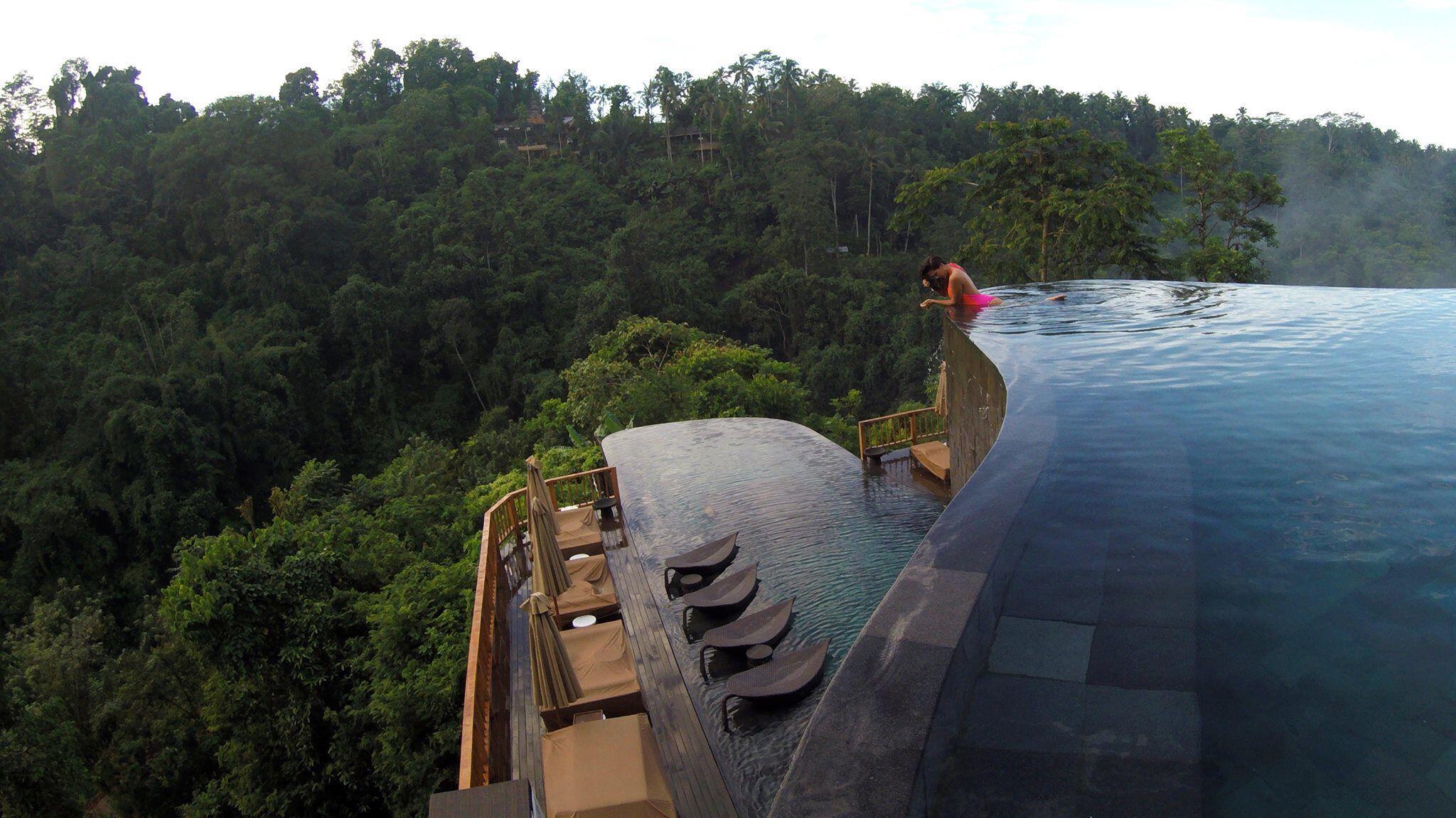 10 Kolam Renang Paling Instagramable di Dunia, Indonesia Juga Punya