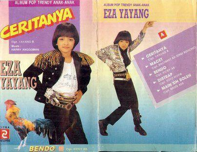 """10 Perjalanan Karier Eza Yayang, Dulu Idola Sekarang """"Tukang Ojek"""""""