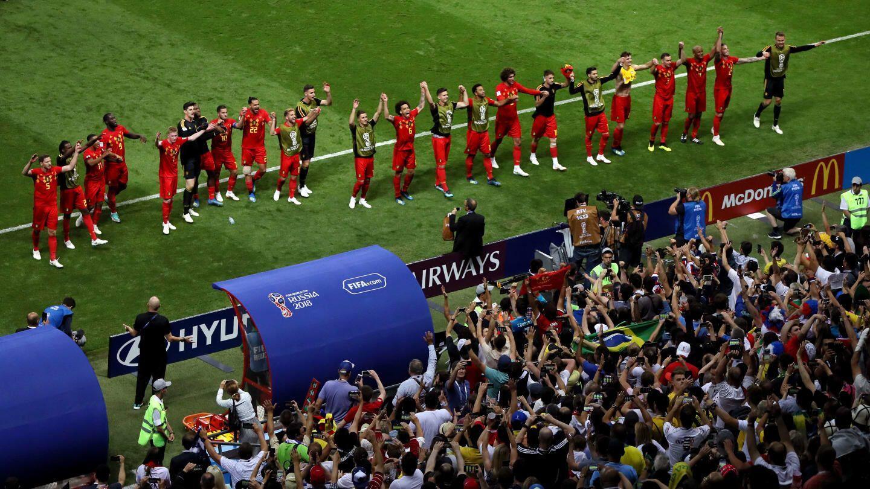 Perjalanan Prancis, Belgia, Inggris dan Kroasia Menuju Semifinal