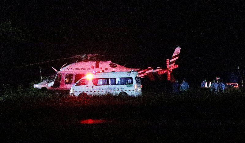 Bocah Kelima Berhasil Dievakuasi dari Gua Thailand