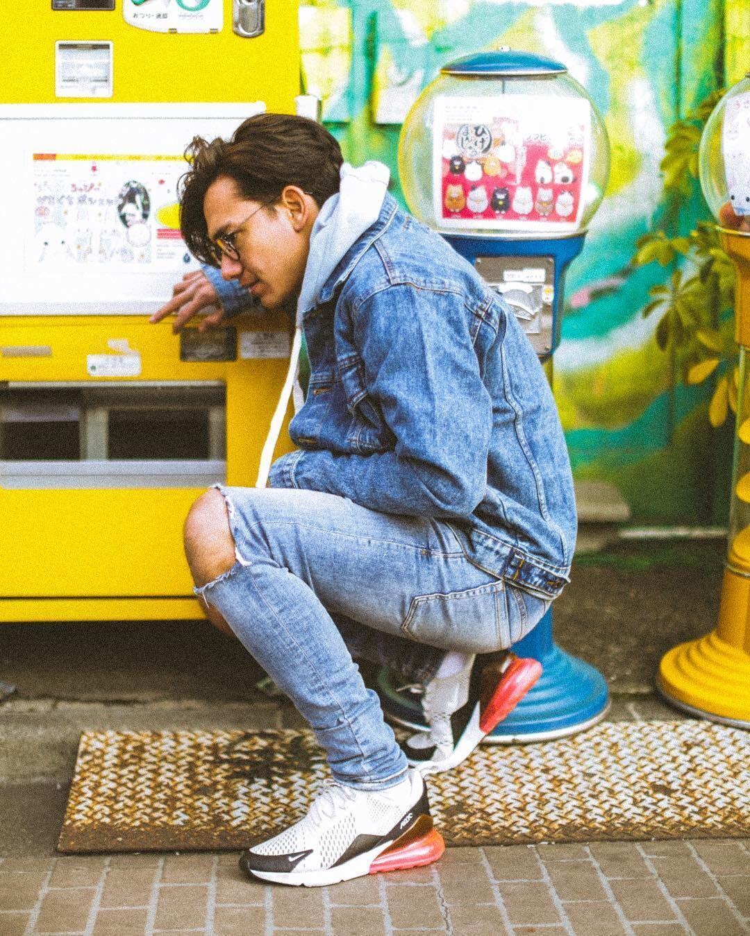 10 Gaya Stylish & Cool untuk Hangout ala Adipati Dolken