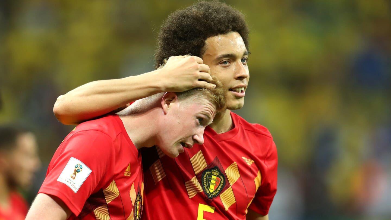 Ada Peran Inggris di Balik Kekompakan Skuat Belgia Selama Piala Dunia