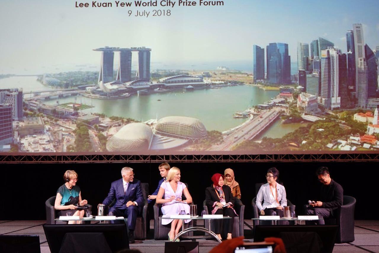 4 Hal yang Bikin Risma Menangkan Penghargaan Lee Kuan Yew