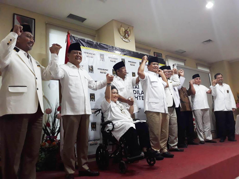 Presiden PKS Blak-blakan soal Strateginya Melawan Jokowi