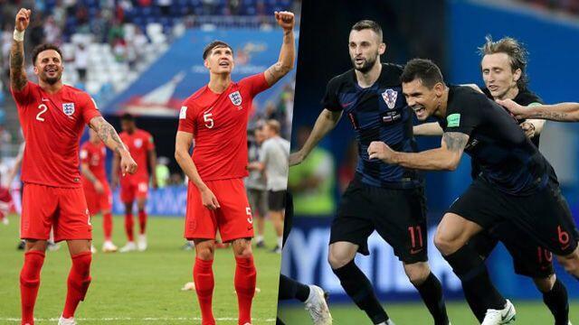 Prediksi Inggris vs Kroasia: Duel Hidup Mati