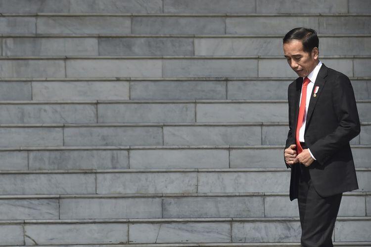 Nasdem: Cawapres bagi Jokowi Pasti Buat Gempar Indonesia
