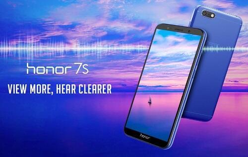 Honor 7S, Smartphone Premium Harga Minimum