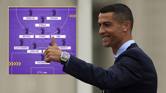 [TERKUAK] 5 Alasan CR7 Pindah Ke Juventus dengan Harga $105 Juta