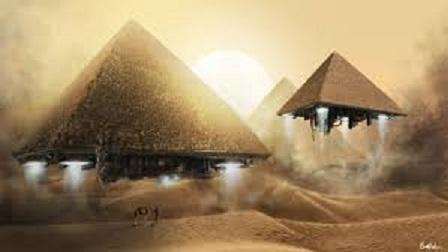 Jangan kaget,Inilah bentuk bahtera Nabi Nuh sebenarnya menurut naskah laut mati