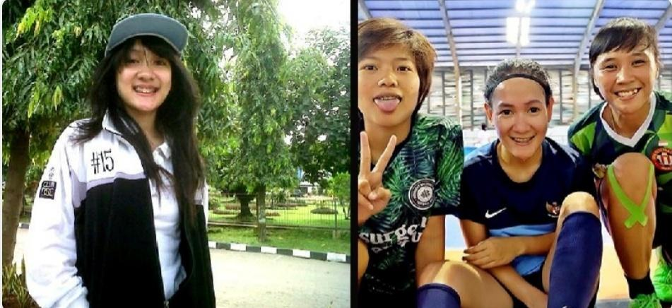 [INILAH] 8 Pemain cantik futsal indonesia, yang mana menurut anda paling cantik?