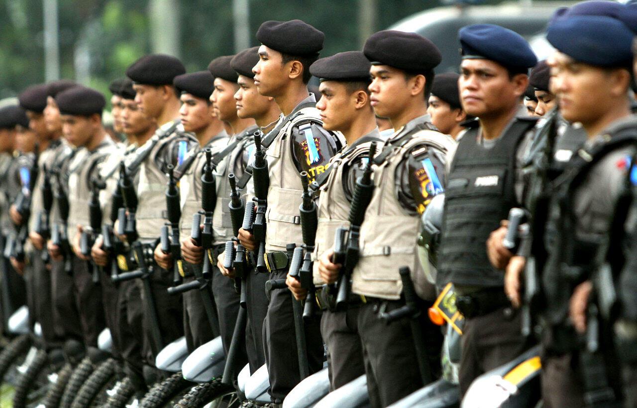 Daftar Polisi