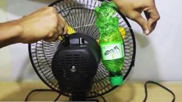 Cara Membuat Kipas Angin Ac Dari Botol Bekas Sederhana Kaskus