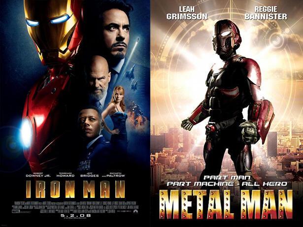 """Deretan Film Hollywood Dengan """"Kembarannya"""""""