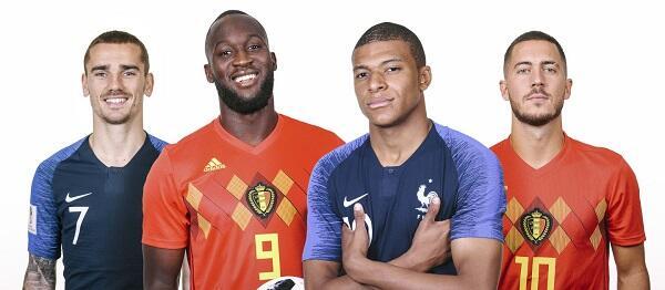 Prediksi Prancis vs Belgia: Duel Sengit di Lini Tengah