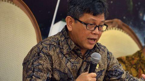 NasDem Sentil Mardani yang Bicara Ganti Presiden di Acara 4 Pilar MPR