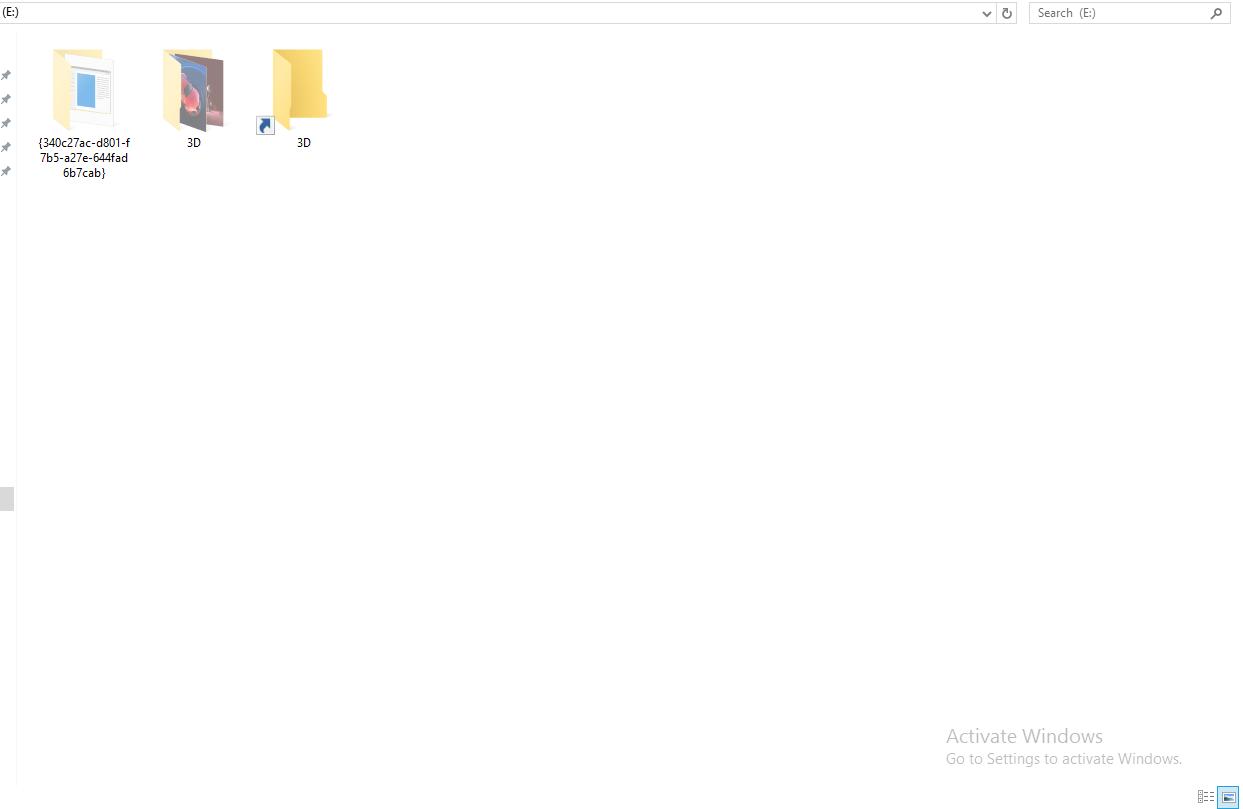 Help Cara menghapus virus shortcut