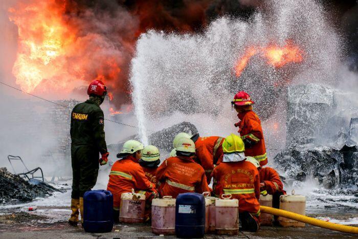Jakarta Utara paling rawan kebakaran