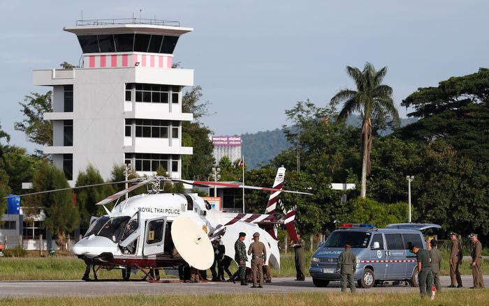 4 anak lagi diselamatkan, misi ke-3 disiapkan di gua Thailand